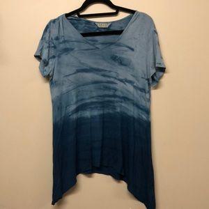 Tryst hort sleeved shirt